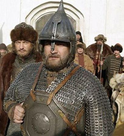 Некоторые считают Пореченкова актером одноплановым. А он всегда готов предстать перед публикой в неожиданном образе - например, Дмитрия Пожарского в фильме «1612».