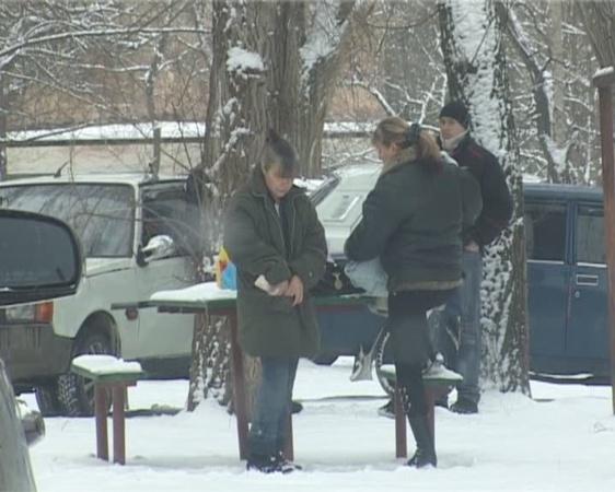 В среду в областного центра средь бела дня продали ребенка. Фото: ЦОС ГУМВД Украины в Луганской области.
