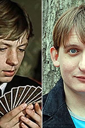 Сергей Иванов, 23 года. Сергей Брюн, 24  года.
