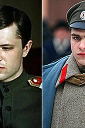 Андрей Ростоцкий - 19 лет. Николай Ефремов - 19 лет.