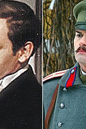 Василай Лановой. Евгений Дятлов.