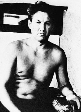 1953 год. На фото будущий президент, а пока - студент Уральского политехнического института Борис Ельцин.