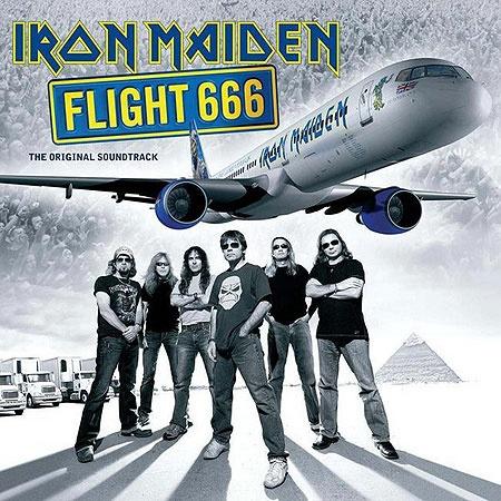 «Iron Maiden» прилетит в Москву на своем самолете. Фото с сайта imdb.com.