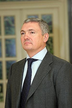 Руководитель госпредприятия «Укрэкоресурсы» Виктор Ржоткевич.