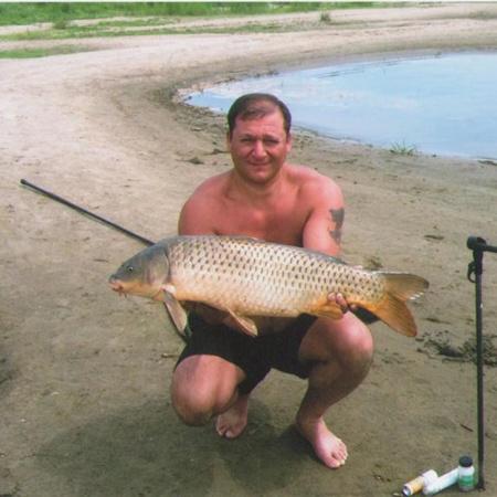 Океан - скорее эксперимент, а вот на Волгу рыбачить Михаил Маркович ездит регулярно.