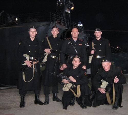 В новом фильме морские пехотинцы будут воевать с отрядами повстанцев.