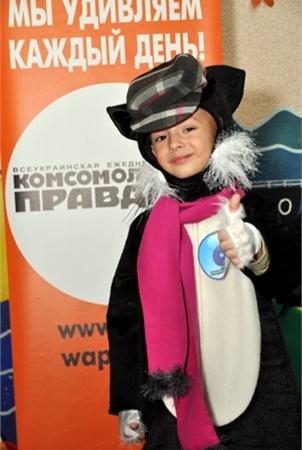 Шевченко Валера, 6 лет
