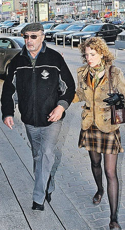 Козаков тяжело переживал развод с пятой женой Надеждой Седовой.