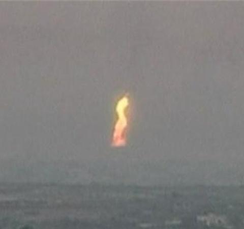 В Египте произошел взрыв. Фото с сайта english.aljazeera.net