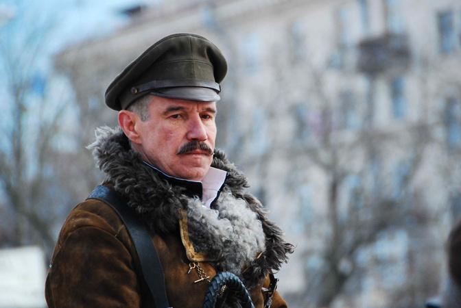 Сергей Гармашь плакал на съемках