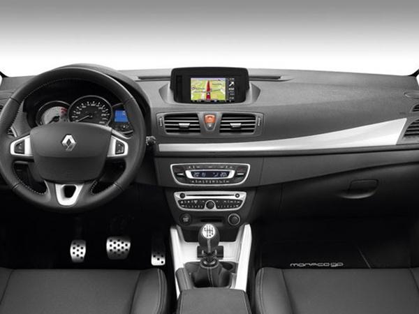Французская корпорация Renault S.A. разработала специальную модификацию – Monaco GP. Фото Renault.