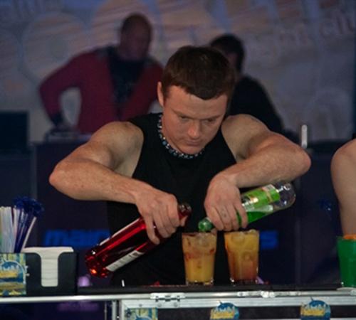Фото Сергея ТАРАДАЕВА. Победителям достался призовой фонд чемпионата в размере 6 тысяч гривен.