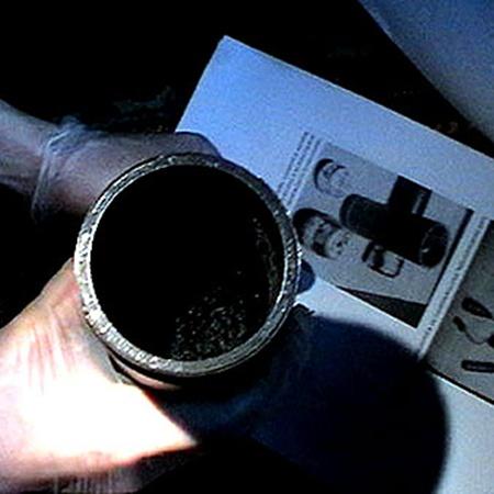 Также у террористов были найдены взрывчатые вещества. Фото пресс-службы МВД РБ.