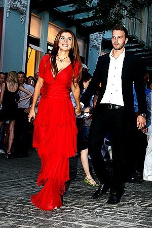 Аня и Максим вместе уже два года. Фото Максима ЛЮКОВА.
