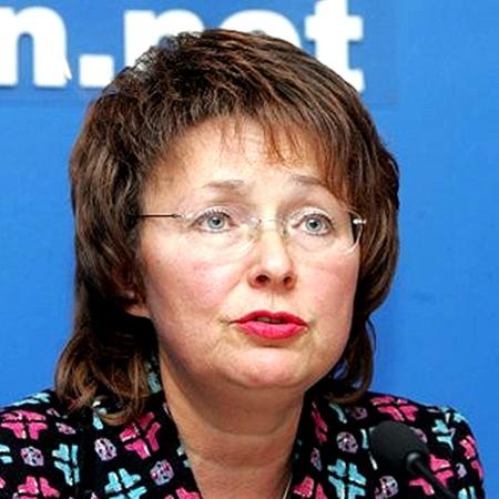 Татьяна Мелихова.
