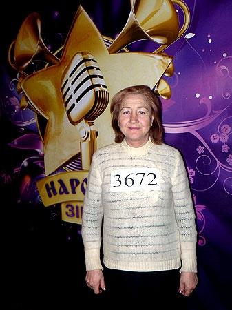 Людмиле Вышаренко из Евпатории приснилось, что ей нужно участвовать в кастинге, в успехе ей помогут Высшие силы. Но, увы...