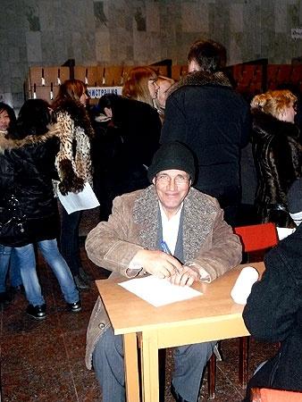 Миедин Абилев приходил на кастинги