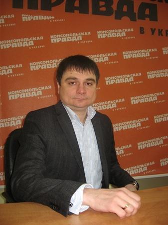 Сергей Глобенко: «В нашем регионе самая большая проблема - малое количество осадков». Фото автора и из архива