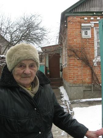 - Когда я приехала сюда в 1930-е годы, мне дедушки рассказывали, что раньше здесь ничего этого не было,а улица называлась Кубраки, - вспоминает Мария Погребняк.