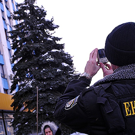На поиски «взрывателей» бросили лучших сыщиков страны, а позже подключили и их российских коллег. Фото Константина БУНОВСКОГО.