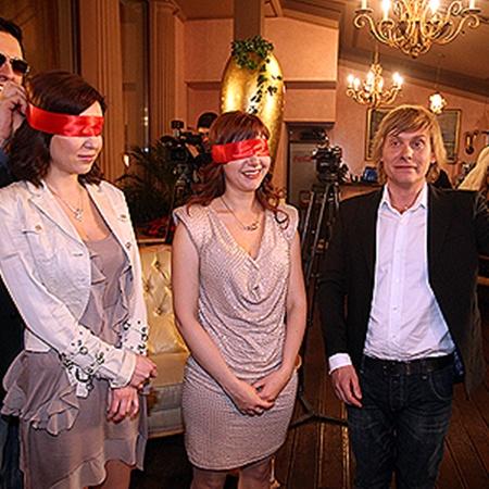 Винницкой и Казаниной с мужьями устроили свидание «вслепую».