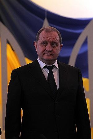 Могилев предполагает, что, даже если статью взрывателям изменят с «Терроризма» на «Хулиганство», учитывая степень вреда, сидеть они будут долго.  Фото Артема ПАСТУХА.