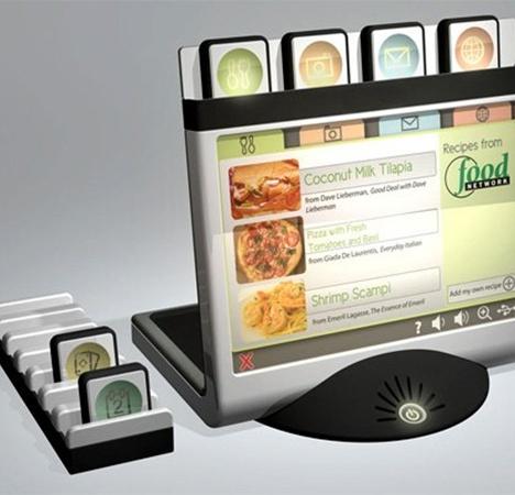 Так выглядит один из вариантов компьютера, специально разработанного для пожилых людей.