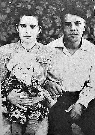 Валентина видела погибшего мужа вего брате Николае, который стал крестным отцом племяннику Володе.