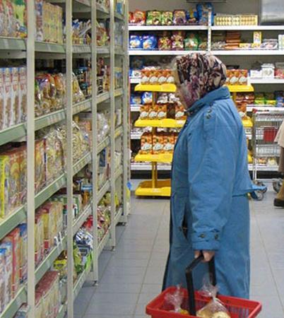 Теперь за один «шоп-тур» за мукой в супермаркет накормить всю семью варениками не получится.Фото из архива «КП».
