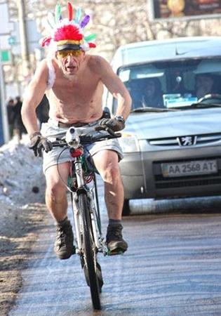"Акция ""Папуас на велосипеде""  12619402"