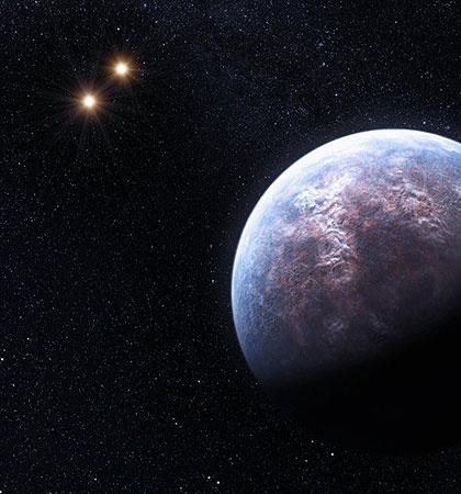 50 на 50 - таковы шансы обнаружить обитаемую планету к маю 2011 года.