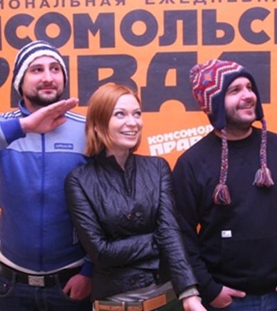 Фото ЛЮКОВ Максим