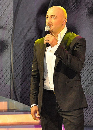 Василий Лазарович – продюсер и участник шоу «Первый мужской концерт». Фото предоставлено агентством «Дель Арте».