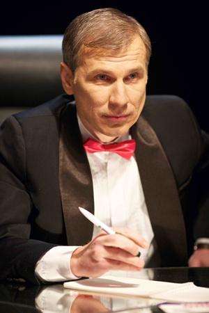 Бессменный ведущий одесского КВН Дмитрий Шпинарев проходил службу в Николаеве