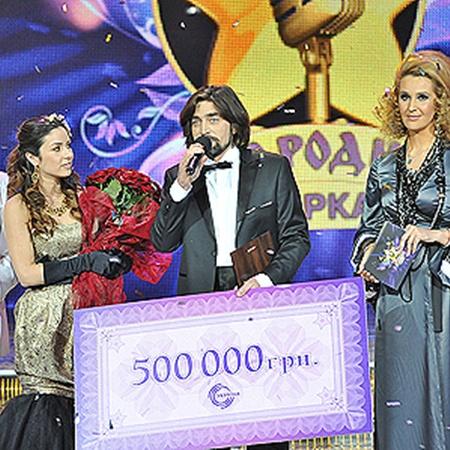 Асан Билялов - победитель последнего сезона «Народной звезды».