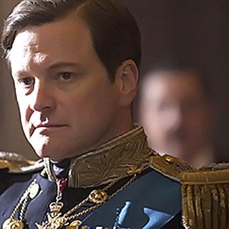 Колин Фёрт в фильме «Король говорит!». Фото oscar.com.