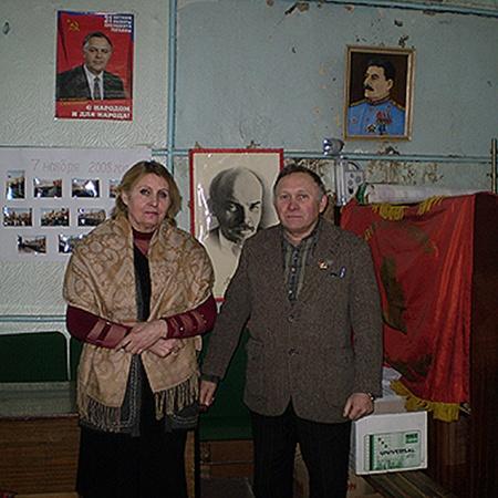 Вера Руднева и Григорий Гурьев: «Горняки в Компартию не идут - у них зарплаты хорошие!»