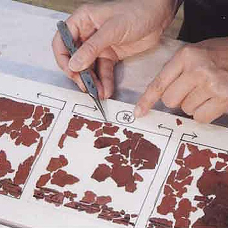 Ученые три года очищали и собирали воедино тысячи мельчайших фрагментов...