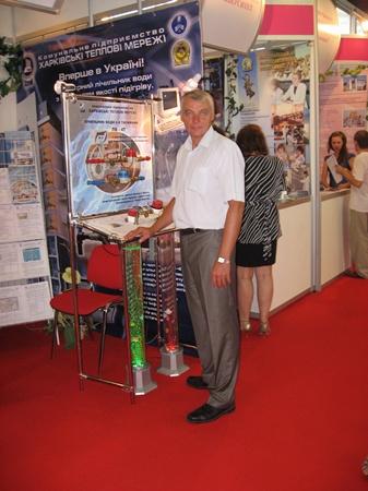 Свое изобретение теплосети внесли в госреестр средств измерений и уже успели показать на многих выставках. Фото предоставлено КП
