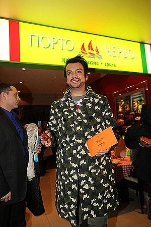 Филипп Киркоров. Фото Милы Стриж.