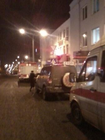 Милиция не нашла взрывного устройства в донецком офисе МТС. Фото: www.ostro.