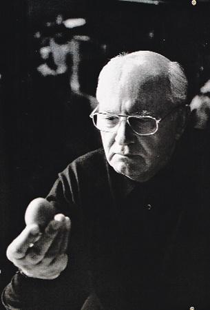 Первый и единственный Президент СССР уже давно смотрит на жизнь философски.
