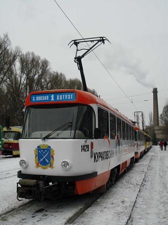 Трамваи будут проходить последнюю обкатку без пассажиров