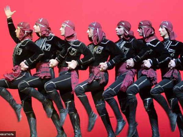 Грандиозное шоу всемирно известного Грузинского национального балета «Сухишвили».