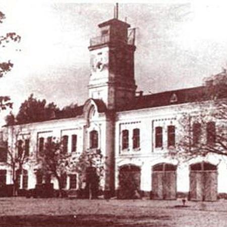 Здание сохранилось в практически первозданном виде. Фото 1930-х годов.