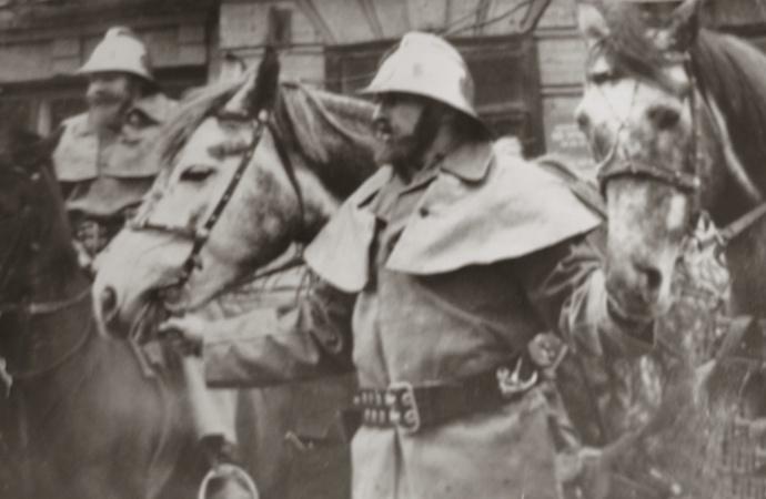 Лошади подбирались дорогие, редкие и красивые. Фото 1869 года.
