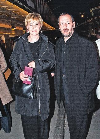 Со стороны Догилева и Мишин всегда казались счастливой парой. Фото Милы СТРИЖ.
