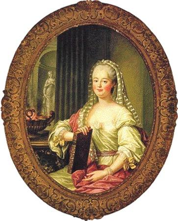 Чтобы хорошо выглядеть на портретах, маркиза де Помпадур брала под опеку художников.