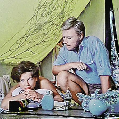 Андрей Миронов влюбился в Наталью Фатееву во время съемок фильма «Три плюс два».