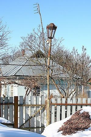 Тот самый дом, в котором родилась Галина. Сейчас тут живет ее мать.